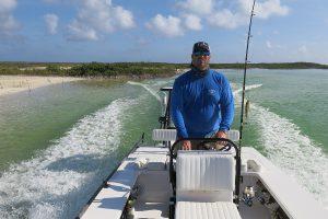Creek Cruising in the Bahamas